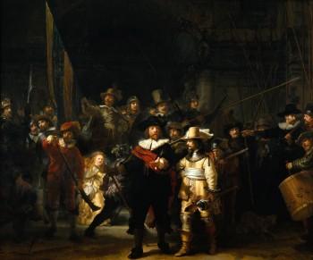 Ночной дозор - шедевр Рембранта