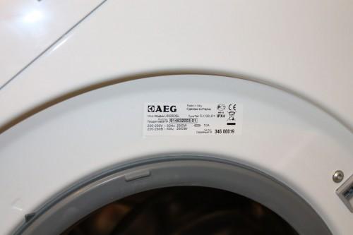 AEG - сделано НЕ в Германии