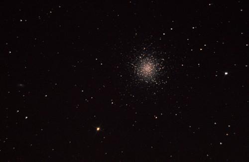Шаровое звездное скопление в Геркулесе (М13)